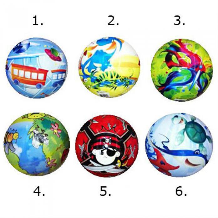Мяч Shantou Gepai Детский 23см 63606