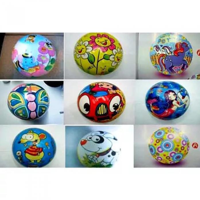 Мяч Shantou Gepai Забава 16 см 63662