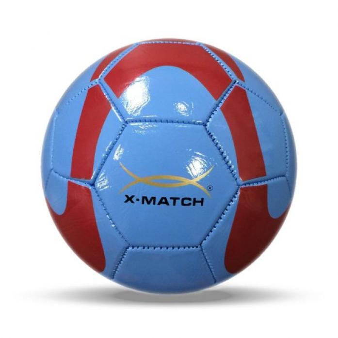 Мяч X-Match Футбольный 1 слой PVC 56381
