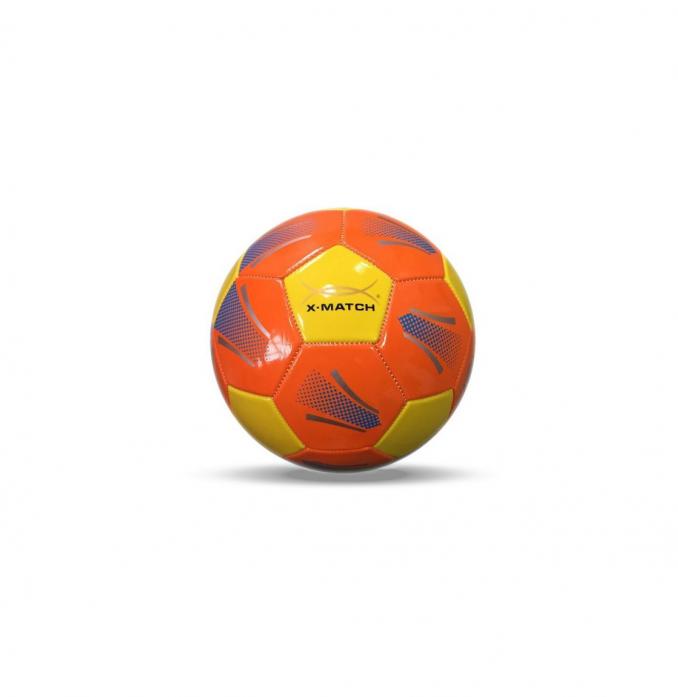 Мяч X-Match Футбольный 1 слой PVC 56386