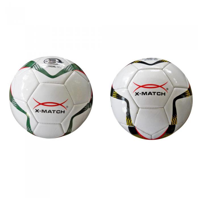 Мяч X-Match Футбольный 2 слоя PVC 56410