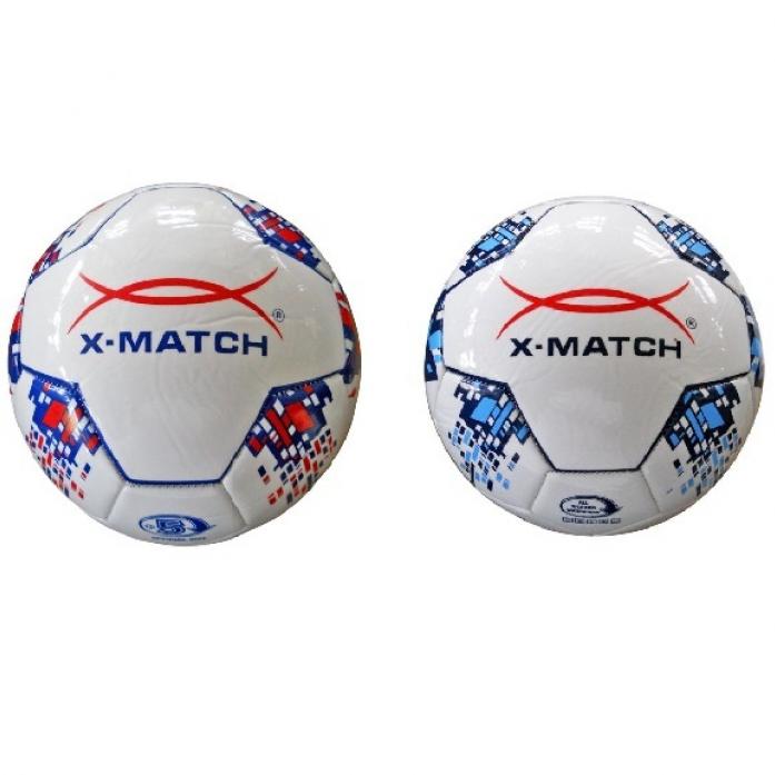 Мяч X-Match Футбольный 2 слоя PVC 56412