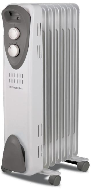 Масляный обогреватель Electrolux EOH/M-3157 1500W (7 секций)