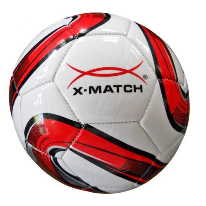 Мяч X-Match Футбольный 2 слоя PVC 56419