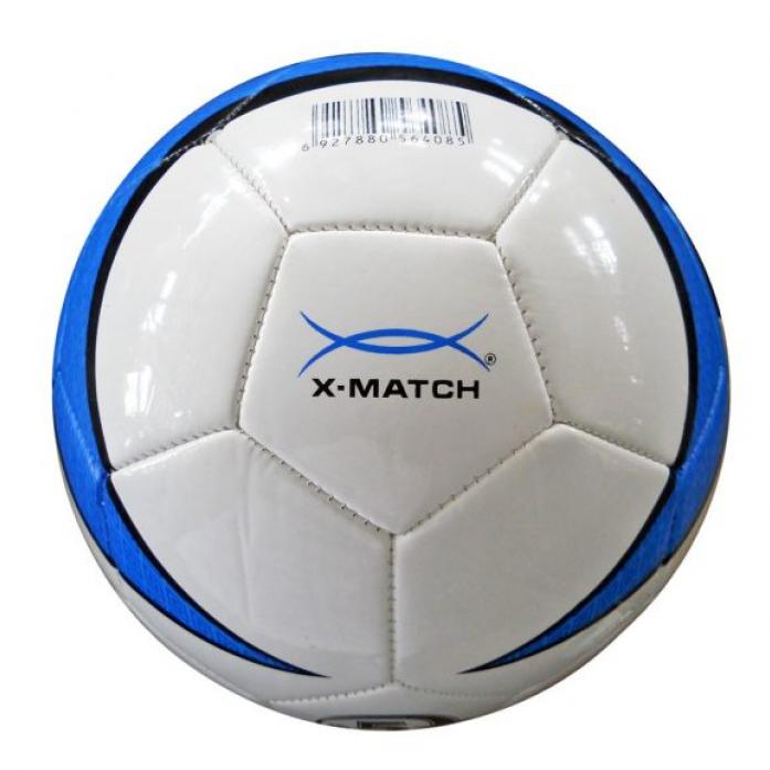 Мяч X-Match Футбольный 2 слоя TPU 56408