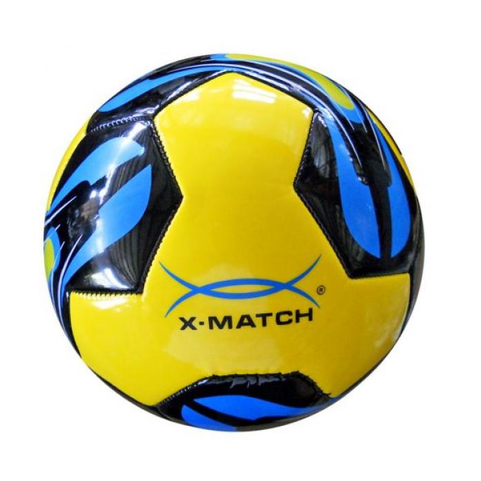 Мяч X-Match Футбольный 2 слоя TPU 56414