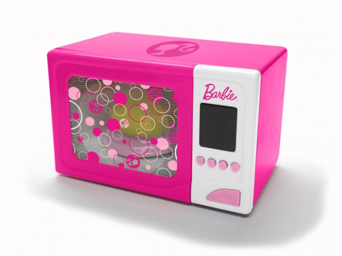 Микроволновая печь Mattel Barbie JRFMICRO-BB