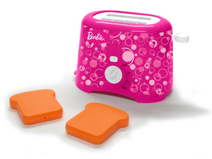 Игрушка Mattel Тостер JRFTOASTE-BB, с батарейками, в коробке, 23*21,5*13 см Barbie