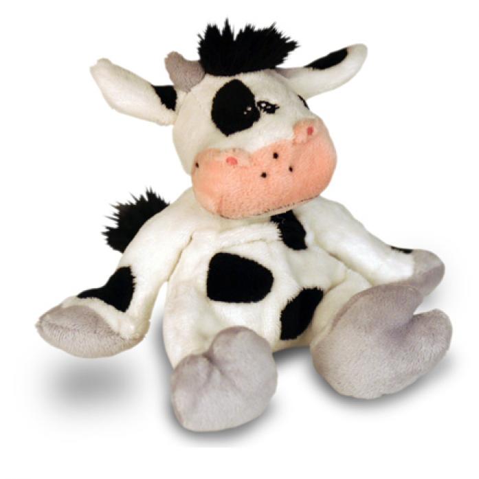 Игрушка Keel Toys Корова 7021 CR Кловер 15см Keel Toys TM