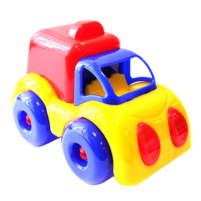 Игрушка Плейдорадо Автофургон 31839 МалышОК