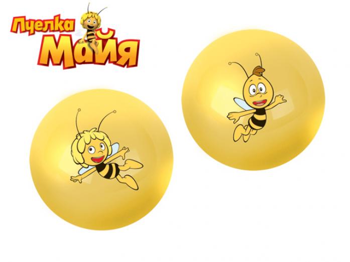 Мяч Пчелка Майя ПВХ GT6576 Майя и Вилли 13см