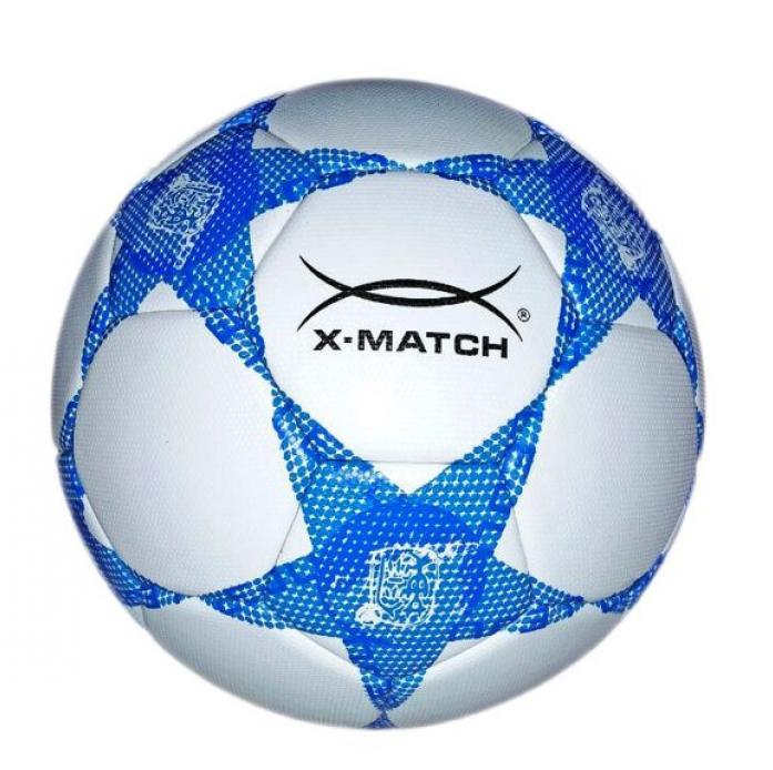 Мяч футбольный X-Match, ламинир PU+EVA, машин.обр. 56422 X-Match Футбольный PU+EVA 56422