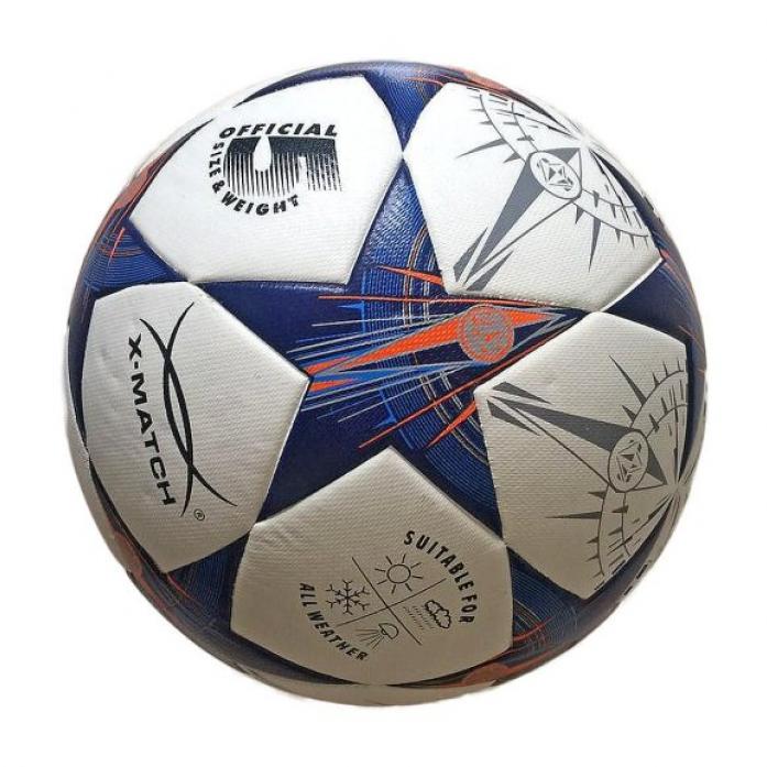 Мяч X-Match Футбольный PU+EVA 56423