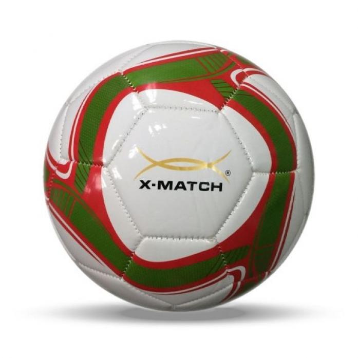 Мяч X-Match Футбольный PVC 56380