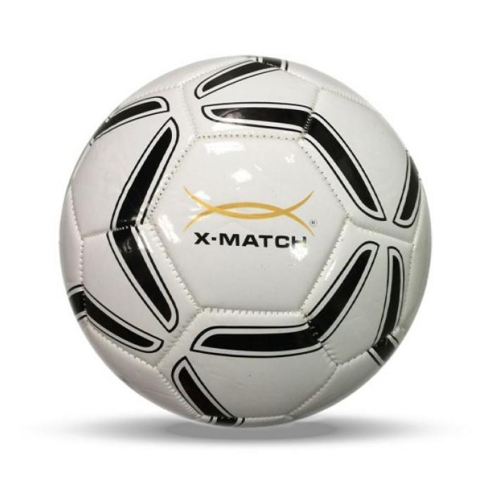 Мяч X-Match Футбольный PVC 56383