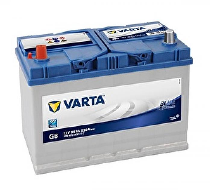 Аккумулятор VARTA Blue Dynamic 95 А/ч 595405 выс G8