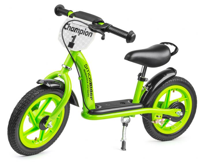 Беговел Small Rider Champion Deluxe зеленый