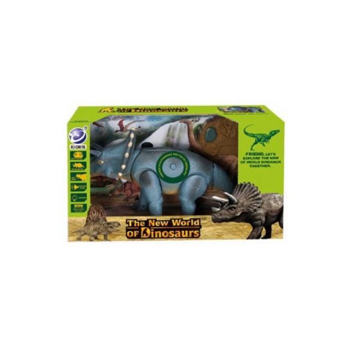 Игрушка интерактивная Shantou Gepai Динозавр 9982