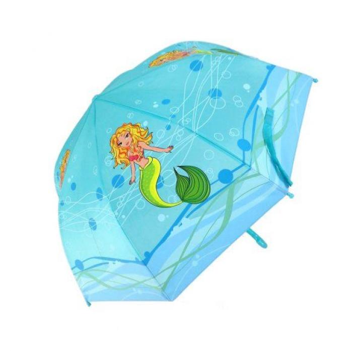 Зонт детский Mary Poppins Русалка 46 см 53589