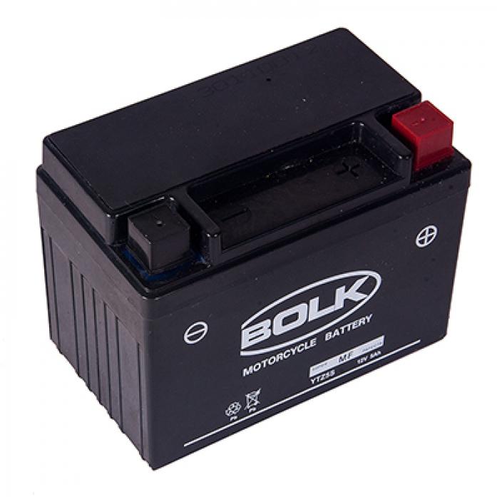 Аккумулятор BOLK MOTO Super 12V5 BK 32003 (505901-YTZ5S)
