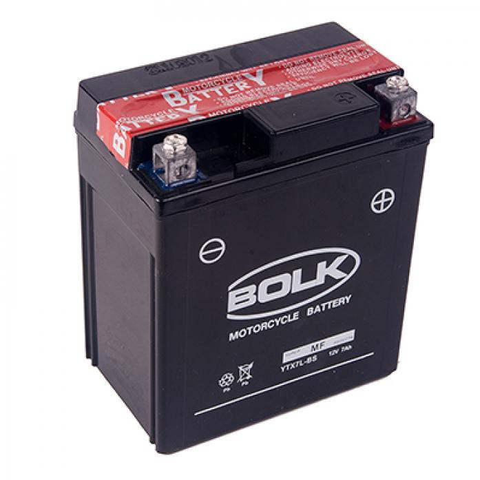 Аккумулятор BOLK MOTO Super 12V6 BK 32005 (506014-YTX7L-BS)