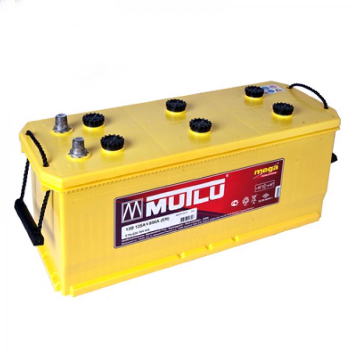 Аккумулятор Mutlu CALCIUM SILVER 135 A/ч MF63530 EN 950