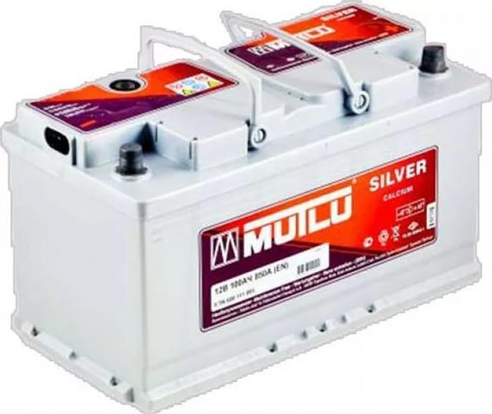 Аккумулятор Mutlu CALCIUM SILVER 190 A/ч MF69018 EN 1250