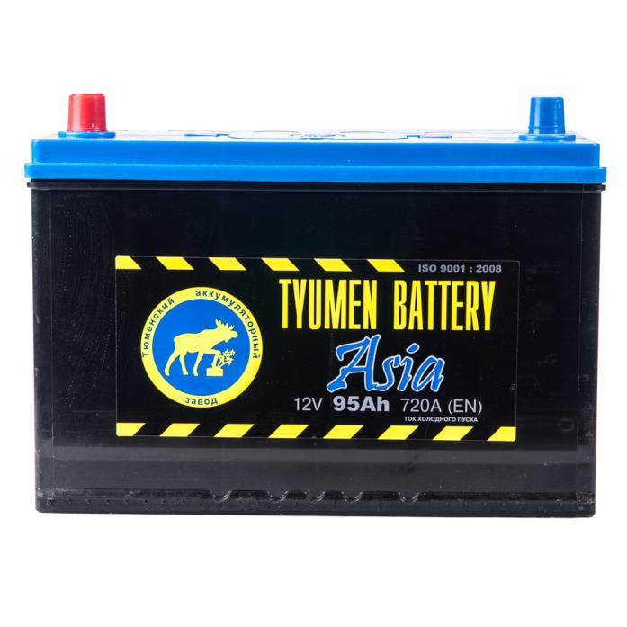 Аккумулятор TYUMEN BATTERY ASIA 95 А/ч прямая L+