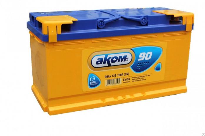 Аккумулятор Аком 90 А/ч