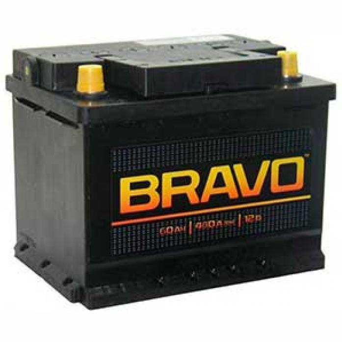Аккумулятор Аком BRAVO 55 А/ч