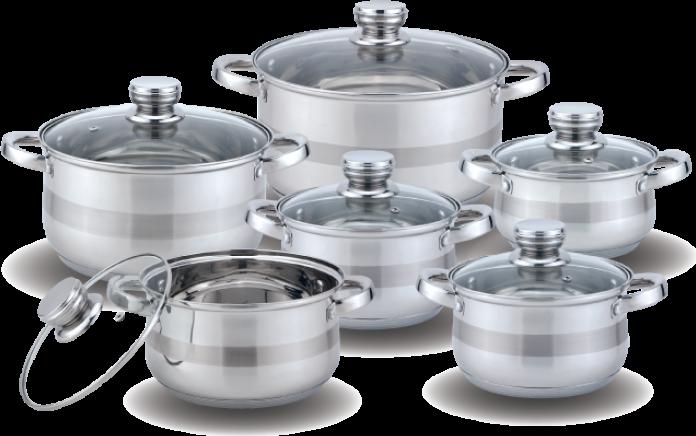 Набор посуды KELLI KL-4211