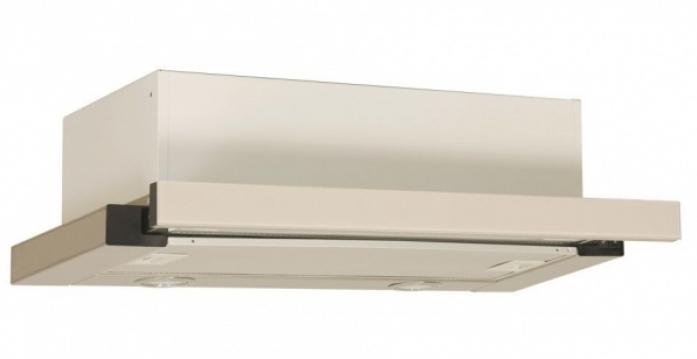 Вытяжка под шкаф Teka LS 60 ivory/glass