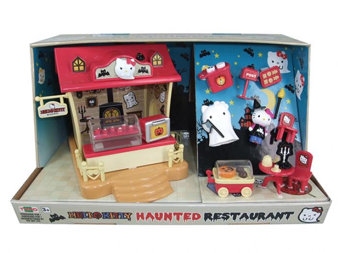 Дом Hello Kitty 290531 Ресторан
