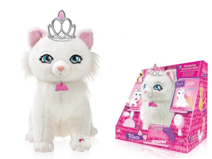 Игрушка интерактивная Barbie Кошечка BBPE3