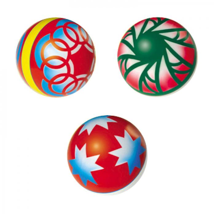 Мяч Мячи-Чебоксары 44108/c-33ЛПЦ с трафаретом 200 мм
