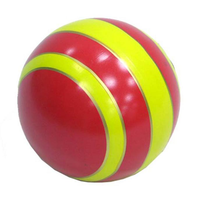 Мяч Мячи-Чебоксары 44131/с-99ЛП ассорти 100 мм