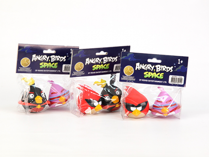 Игрушка Angry Birds Пластизоль GT7755 Злые Птички 2шт