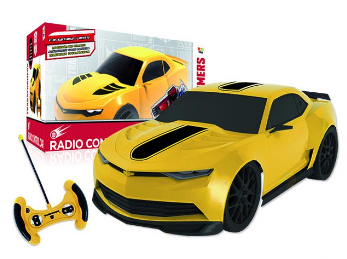 Машина Imc Toys на радиоуправлении 387010 TRANSFORMERS