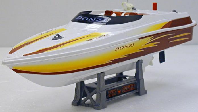 Машина New Bright на радиоуправлении 7142 Лодка 18