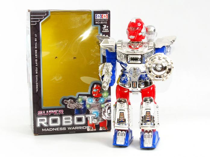 Робот No name 6010 со светом