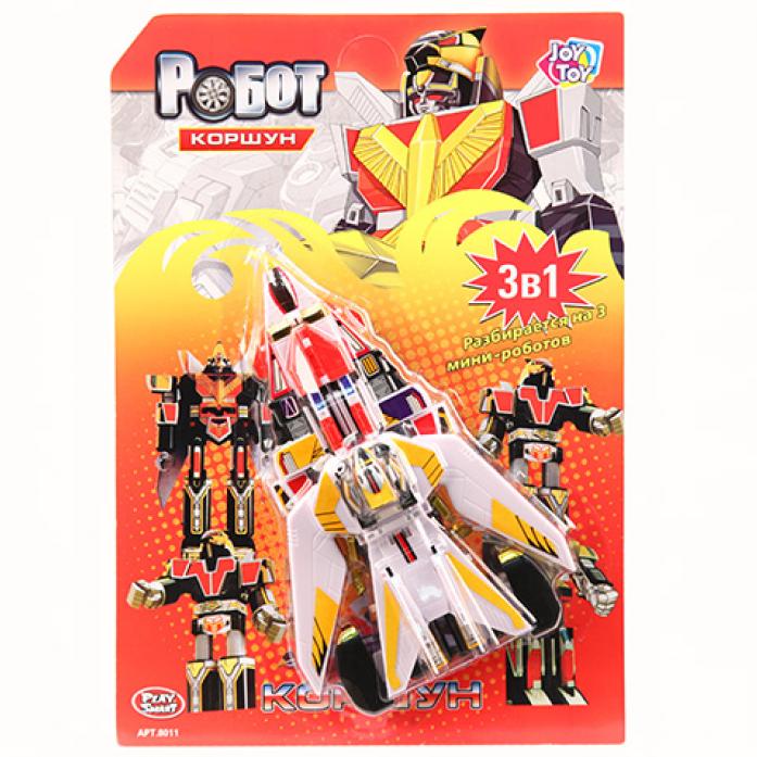 Робот Joy Toy 8011 Коршун