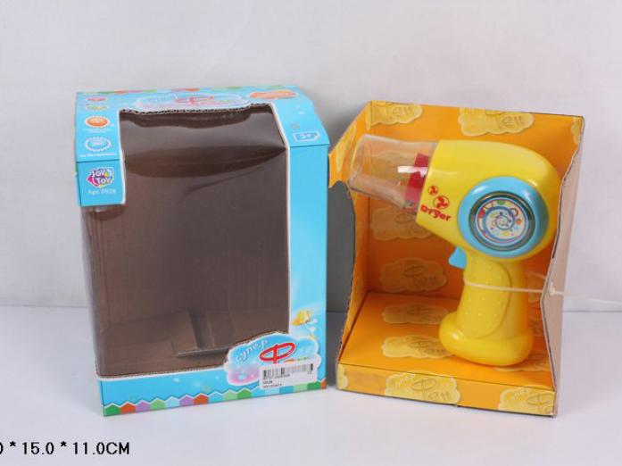 Бытовая техника Joy Toy Фен 0928 со светом и батарейках
