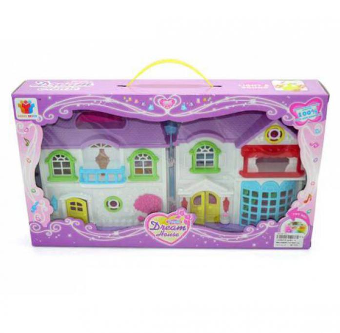 Игровой набор Shantou Gepai Вилла Дом мечты 8081-3