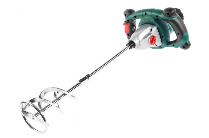 Строительный миксер Hammer Flex MXR1400