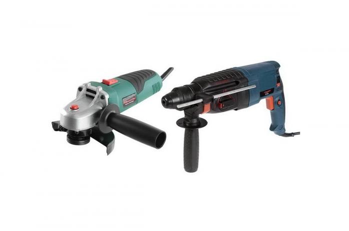 Набор инструментов Hammer Premium PRT800C и Flex USM500LE