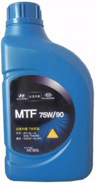 Масло трансмиссионное Hyundai MOBIS MTF 75W90 GL-4 1л 04300-5L1AO