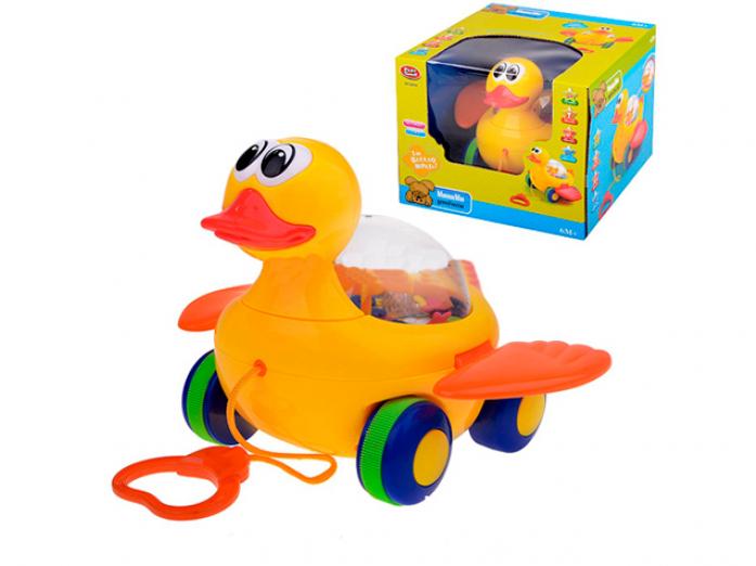 Каталка Joy Toy Утенок 0916