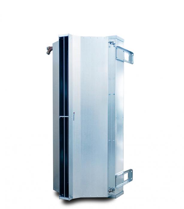 Тепловая завеса Тепломаш КЭВ-125П5051W оцинкованная сталь