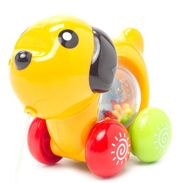 Каталка S+S Toys Собачка Бамбини ED80011R