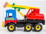 Wader ТИГРЕС Middle Truck КРАН 39226